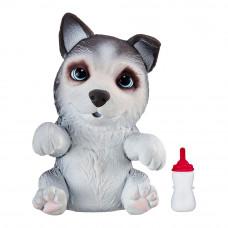 Интерактивная игрушка Little live pets Soft hearts Щенок хаски (28919M)