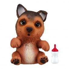 Интерактивная игрушка Little live pets Soft hearts Щенок немецкой овчарки (28916)