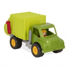 Развивающая игрушка Battat Lite Первые машинки Мусоровоз (BT2512Z)