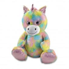 Мягкая игрушка Addo Единорог светло-розовый 80 см (315-10133-B/2)