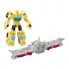 Набор Transformers Cyberverse Спарк броня Бамблби (E4220/E4329)