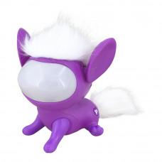 Интерактивная игрушка Pooki Домашний питомец фиолетовый (51735)