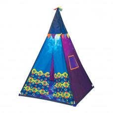 Игровая палатка-вигвам Battat Фиолетовый типи со светом (BX1545Z)