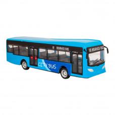 Автомодель Bburago City bus Синий автобус (18-32102)