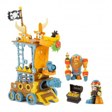 Набор Little tikes Kingdom builders Пиратская пристань (647093)