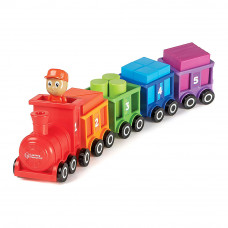 Развивающая игрушка Learning resources Паровозик (LER7742)