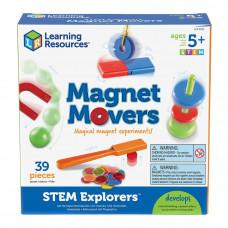 Игровой набор Learning Resources Эксперименты с магнитами (LER9295)