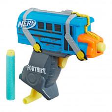 Игрушечный бластер Nerf Fortnite Microshots Микро баттл бас (E6741/E6752)