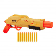 Игрушечный бластер Nerf Alpha strike Тигр DB-2 (E7561)