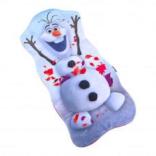 Плед-спальник Blankie tails Frozen 2 Олаф (BT0092-B)