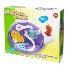 Игрушка-головоломка Maya toys Лабиринт круглый (JRD967-10)