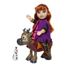 Игровой набор Frozen 2 Анна и Свен (207164)