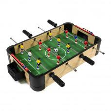 Настольный футбол Merchant ambassador деревянный 50 см (MA3150B)