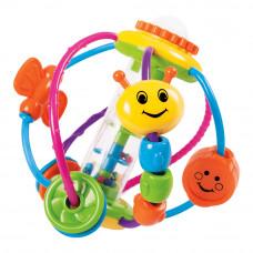 Развивающая игрушка Bebelino Гусеница (58138)