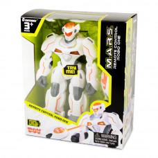 Робот Hap-p-kid MARS на инфракрасном управлении белый (4138T)