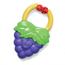 Прорезыватель Infantino Виноград с вибрацией (216538I)