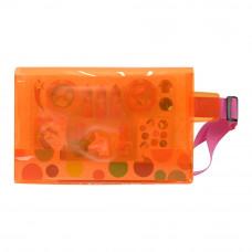Пояс визажиста Markwins Pop Оранжевый неон с косметикой (1539016E)