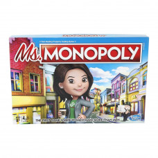 Настольная игра Hasbro Gaming Мисс Монополия на русском (E8424)