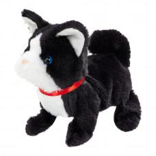 Интерактивная игрушка Addo Pitter patter pets Котенок черный (315-11124-B/1)