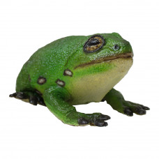 Фигурка Lanka Novelties Зеленая древесная жаба 22 см (21554)