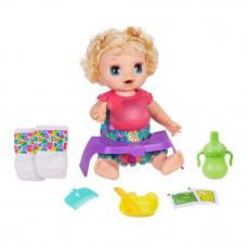 Игровой набор Baby Alive Накорми куколку (E4894)