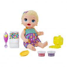 Игровой набор Baby Alive Лили со снеками (E5841)