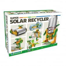 Конструктор CIC Robotics Робот на солнечных батареях 6 в 1 (21-616)
