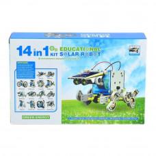 Конструктор CIC Solar robot Робот на солнечных батареях 14 в 1 (21-615)
