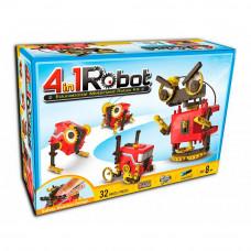 Конструктор CIC Robotics Робот 4 в 1 (21-891)
