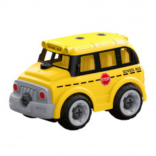 Конструктор Hulna Автобус на радиоуправлении (LM8092-YZ-1)