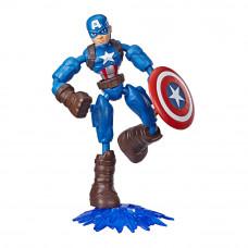 Фигурка Avengers Bend and flex Капитан Америка (E7377/E7869)