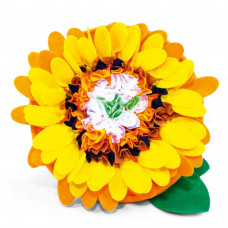 Набор для творчества Laily Toys Декоративная подушка Подсолнух (HSP927955)