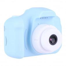 Детский фотоаппарат G-SIO голубой (4820176254016)