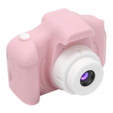 Детский фотоаппарат G-SIO розовый (4820176254009)