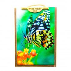 Пазл деревянный Tatev Бабочка 150 деталей (1009)
