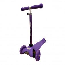 Cамокат GO Travel mini фиолетовый (SKVL304)