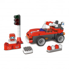 Конструктор Pai bloks Гоночный автомобиль на дистанционном управлении (62007W)