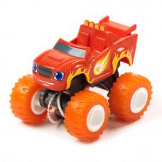 Машинка Blaze & The monster machines красно-оранжевая 8 см (DKV81/GGW81)
