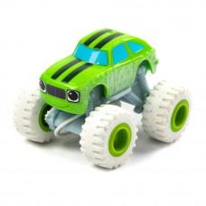 Машинка Blaze & The monster machines зеленая 8 см (DKV81/GGW81)