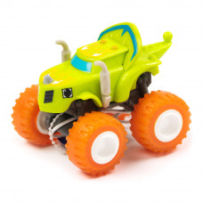 Машинка Blaze & The monster machines салатово-оранжевая 8 см (DKV81/GGW81)