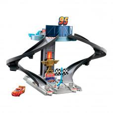 Игровой набор CARS Башня для гонок (GJW42)