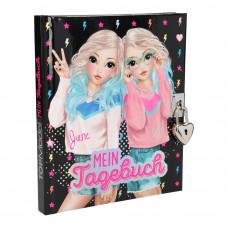 Дневник секретов для девочек Top Model Джун и Джилл синий (0410192)