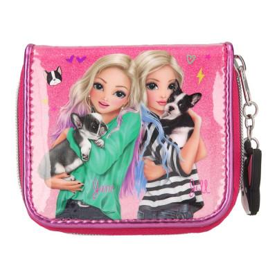 Кошелек Top model Друзья Джун и Джилл розовый (0410767)