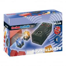 Конструктор Fischertechnik Plus Свет и звук (FT-500880)