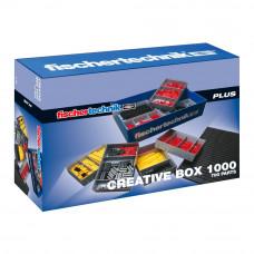 Конструктор Fischertechnik Plus Креативная коробка 720 элементов (FT-91082)