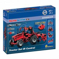 Конструктор Fischertechnik Advanced Трактор на радиоуправлении (FT-524325)