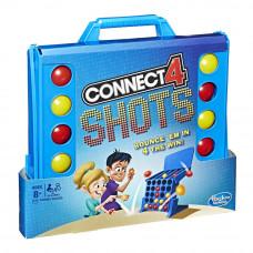 Настольная игра Hasbro Gaming Собери четверку Шотс (E3578)