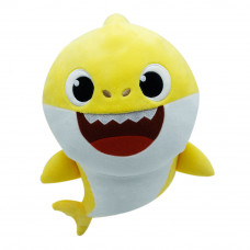 Мягкая игрушка Baby shark Маленький акуленок музыкальная (PFSS-08001-01)