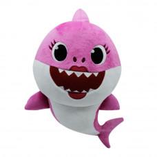 Мягкая игрушка Baby shark Мама акуленка музыкальная (PFSS-08002-01)