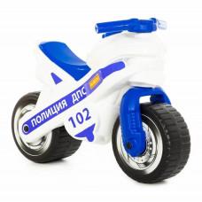Толокар Polesie Полицейский мотоцикл MX (80622)